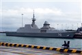 Republic of Singapore Navy Stealth Frigate