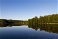 The Ungurinis lake