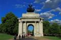 Wellington Arch at Hyde Park Corner