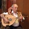 Armenian lute player