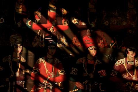 IRAN-KAKHE SAHEBGHARANIYE