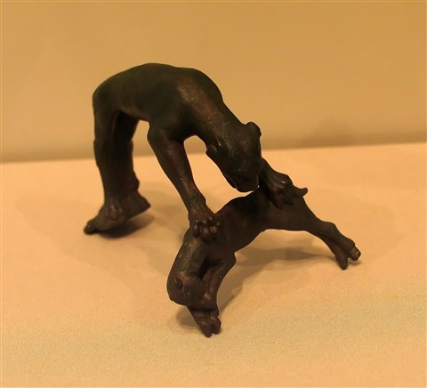 ~ Etruscan Bronze Panther