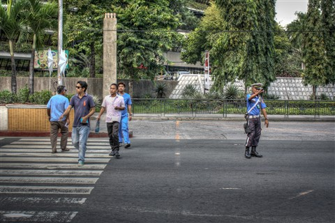 San Miguel Ave. Crosswalk