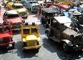 Toy traffic jam