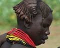 Dassanech young girl