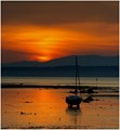 SUNSET OVER THE FORTH