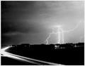 Rain & Lightning_B&W