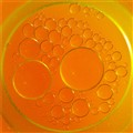 Many Orange Circles