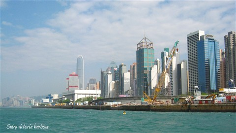 HK isle north west