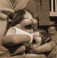 Feeding twin kittens