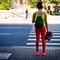 Colorful Crosswalker