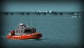 US Coast Guard on Lake Erie