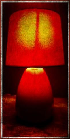 Chinese Lamp.