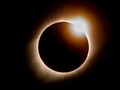 2nd Diamond Ring - Total Solar Eclipse 2017