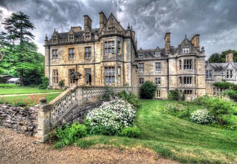 Rauceby Hall