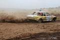 Dirt race in Donetsk region, Ukraine