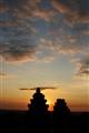 Sunset @ Phnom Bakheng