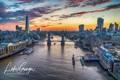 London Sunset by Luke Granger