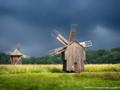 Transylvanian Windmills