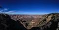 Grand Canyon empty