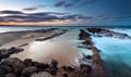Snapper Rocks, Gold Coast, Australia.