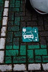 Electric car parking - a new normal