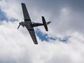 P-51 Mustang at the New Century Airport airshow, Kansas City