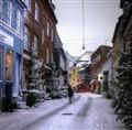 November in my city: Aarhus, Denmark