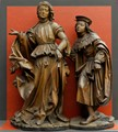 Archangel Raphael and Young Tobias