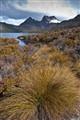 Dove Lake Cradle Mountain Tasmania