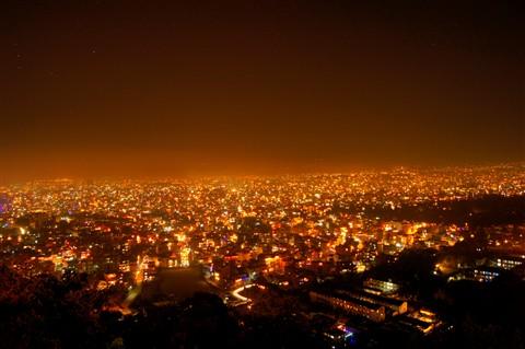 Sparkling Kathmandu