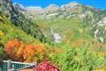 Fall in Sundance Utah