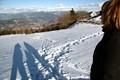Bondone mountain Trento