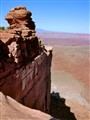 Canyonlands Cliff
