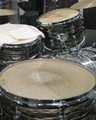 Ringo Starr's famous Beatles drumset from the sixties.