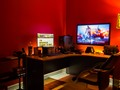 Gaming and Post Processing Room