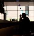 lone bar patron_