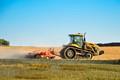 High tech tractor