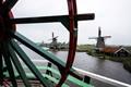Windmills in Holland.