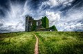 Ballycarberry Castle-Ireland