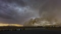Dust storm and Thunderstorm 1a