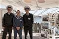 3 Russian cadets
