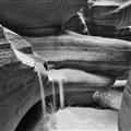 Antelope Canyon Sandfall