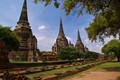 Founded around 1350, Ayutthaya became the second capital of Siam after Sukhothai. Throughout the centuries, the ideal location between China, India and the Malay Archipelago made Ayutthaya the trading capital of Asia and even the world.