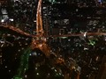 Tokyo Tower seeing above