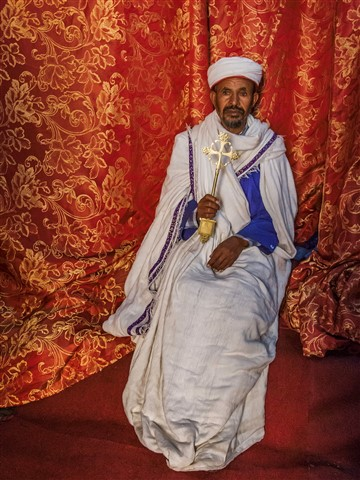 Christian Priest - Ethiopia