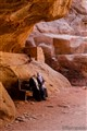 Ladies under the Shadow of Petra