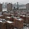 Snow Roofs: Snow covered rooftops at Vladeck Houses, Lower East Side NYC  [GX85 (body 1) -1010053 DxO-PScc]