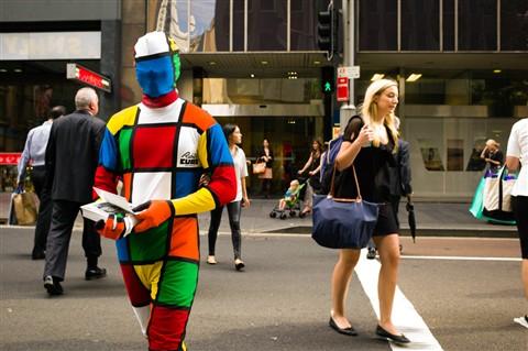 Rubiks-man