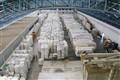 Warehouse Rice storage